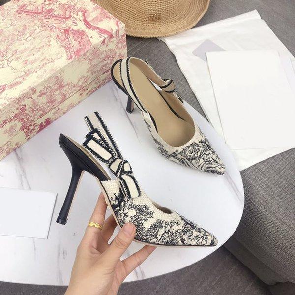 best selling Fashion Women Sandals Slides Summer Flats Dress Shoes Sexy Real Leather Platform Sandal Ladies Beach Shoe Q-53