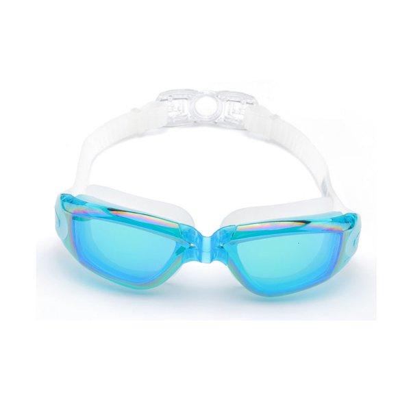 best selling Swim Glasses Waterproof Women Men Anti fog UV Protection Swimwear Eyewear Professional Diving Water Gafas Swimming Goggles