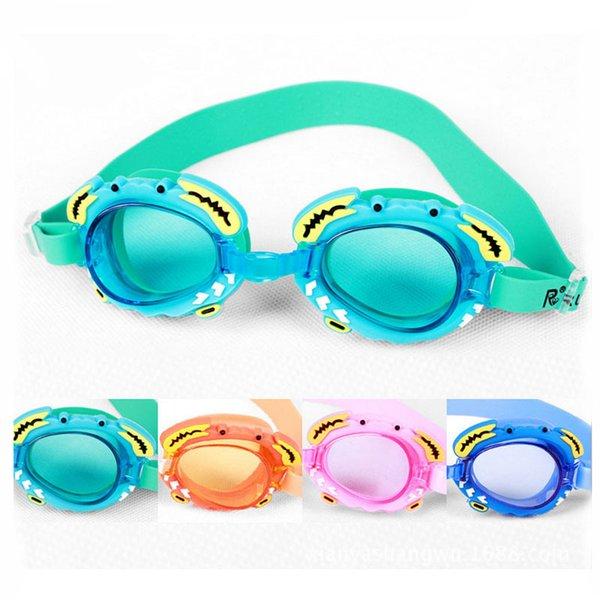 best selling Children Swimming goggles cartoon Professional anti fog kids swimming glasses arena water glasses natacion Swim Eyewear