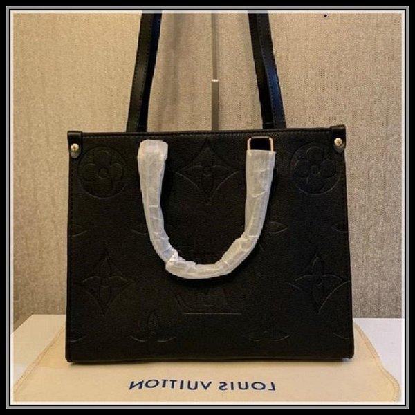 top popular Womens Designers luxurys bags Leather Handbags Shoulder Bag Big Purses Clutch Women Shopping Tote PVC female big purse handbag 2021