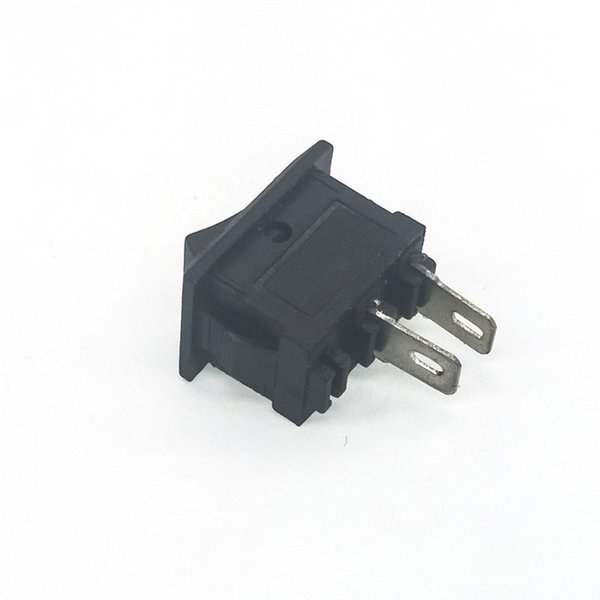 & Accessories Switches 10pcs 15*10mm Copper Feet 2PIN Kcd11 G130 Rocker Switch SPST Snap-in ON/OFF Snap 3A/250V MINI Car