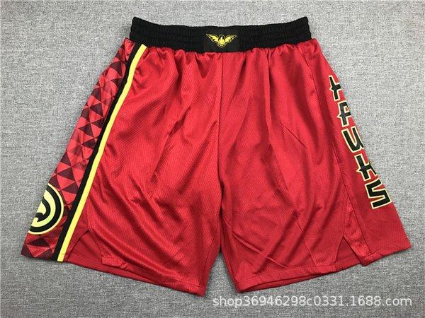 Pantalones rojos de águilas