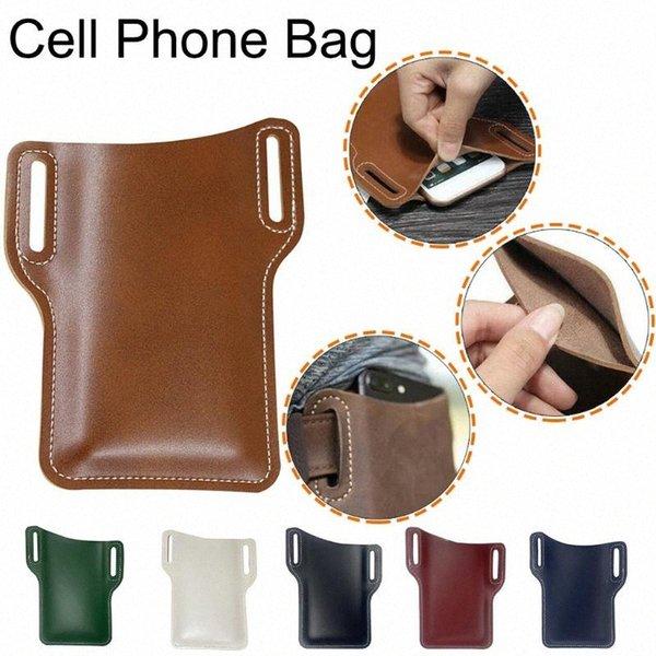 Men Bags Shoulder Crossbody Bags Men Cell Phone Bag Mini Shoulder Bag Multi Function Mobile Phone Outdoor Sports n8KI#