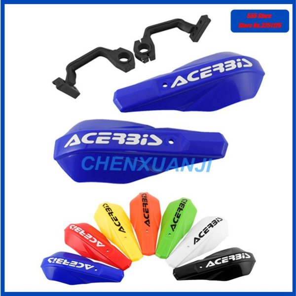 best selling Parts 22mm Motocross Hand Guard Handle Protector Shield HandGuards Protection Gear For Motorcycle Dirt Bike Pit ATV Quads
