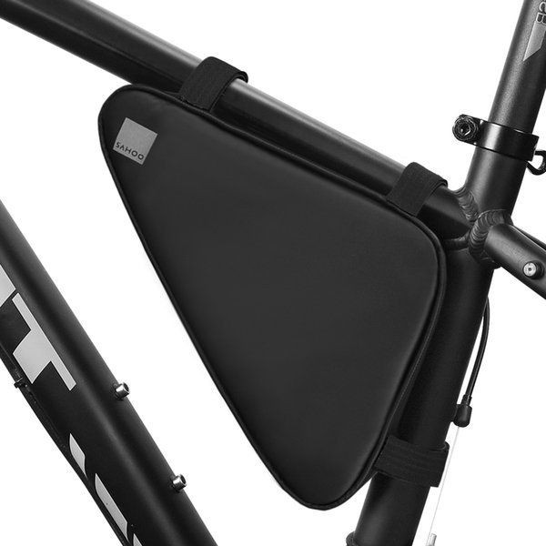 best selling SHOO Bike Bicycle Cycling Bag Front Tube Frame Phone Waterproof Bicycle Bags Triangle Pouch Frame Holder Bycicle ccessories