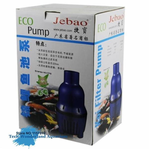 best selling Air Pumps & Accessories Koi Pond Pump Large Flow Submersible For Aquarium Freshwater Marine Garden Water Cycle 55000L H JEBAO LP-55