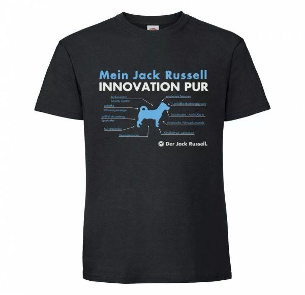 Jack Russell Unisex T-Shirt innovation Dog Motif TERRIER JRT JACKY JACKIE