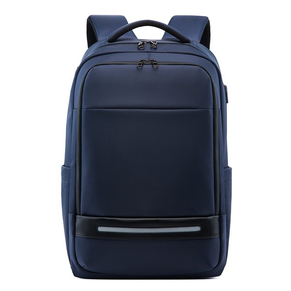 best selling Mens Durable USB Backpack Charging Smart Back Pack Waterproof Business Laptop School Custom With Logo