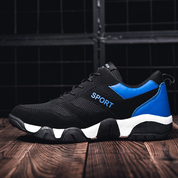 Breathable Men Sneakers Male Shoes Adult High Quality Comfortable Non-slip Brand Men Casual Shoes Summer Leisure shoes