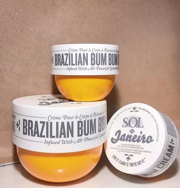 best selling SOL DE JANEIRO BRAZILIAN BUM cream Perfume body Lotion 240ml