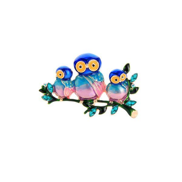 T0217 Bird Pin