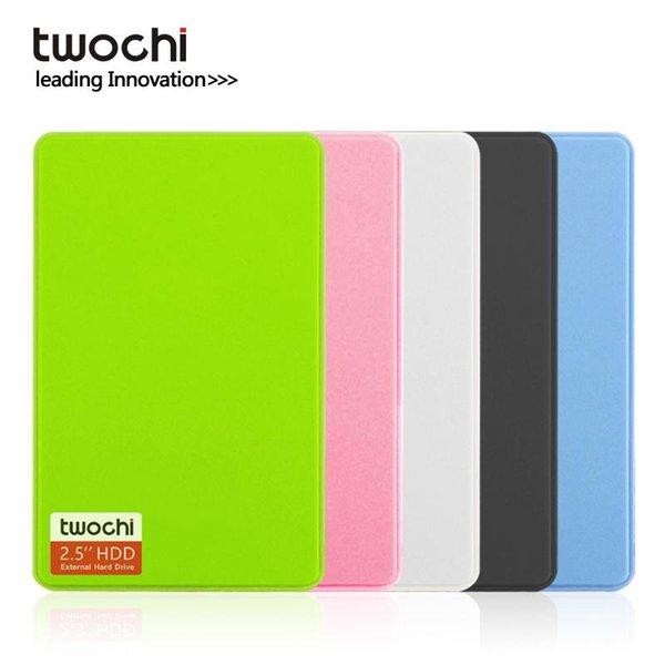 best selling External Hard Drives TWOCHI''External Drive 2.5 Portable HD Externo 1TB,500GB,320BB,250GB,160GB.120GB.80GB USB2.0 Storage,