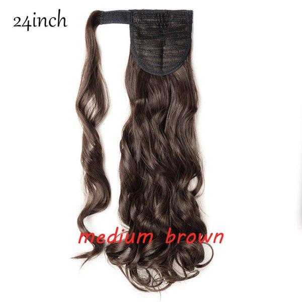 medium brown-W