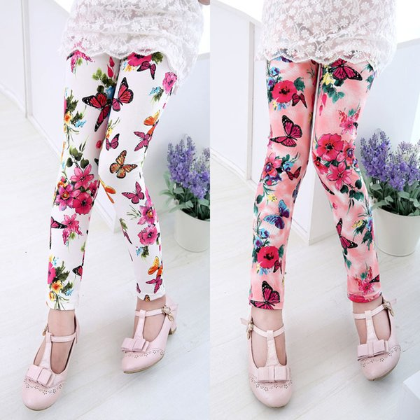 top popular Leggings Outdoor Travel Clothes Girls Pants Student Casual Wear Customizable Stylish Computer Printing 2021