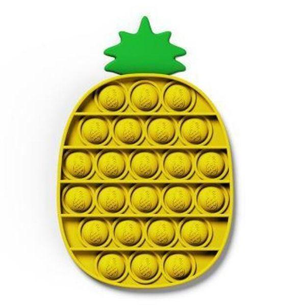 Желтый ананас