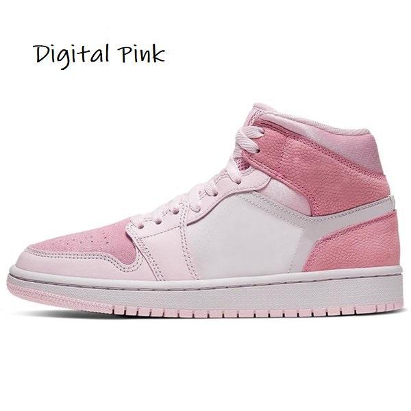 # 19 Mid Digital Pink 36-46