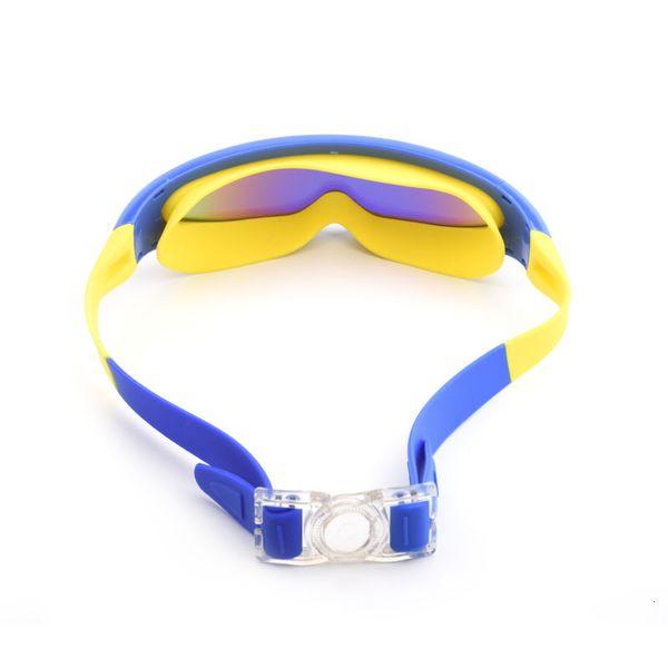 top popular Children Swimming Goggles Anti Fog Waterproof kids Cool Arena Natacion Swim Eyewear Boy Girl Professional Swimming Glasses 2021