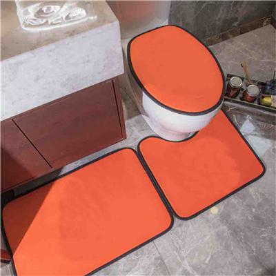 5 laranja, padrão preto
