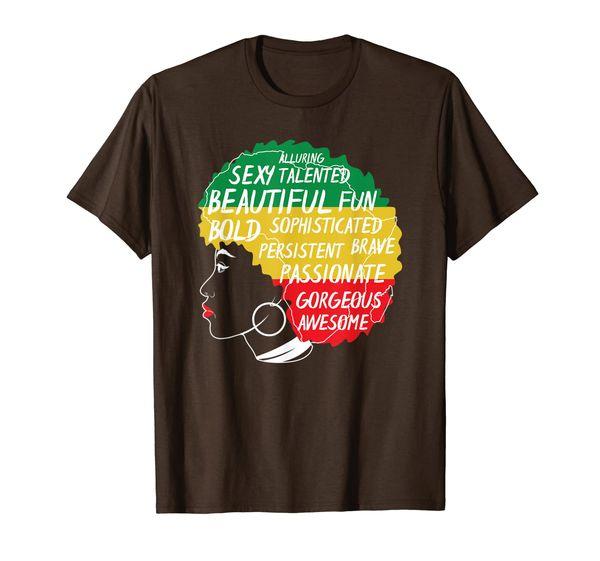 Afro Latina Shirt | Gift Proud Africans | Black Memorial Day