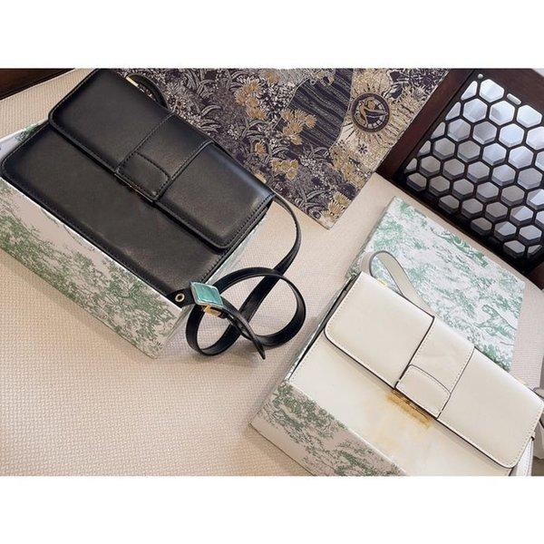 shoulder bags for Women handbag famous brands designer handbags high quality flower printing crossbody bag purse 24-14cm