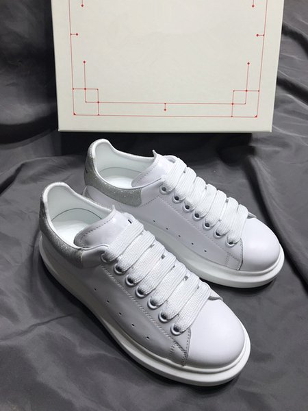Fashion Luxury Designer Sneakers Men Women Casual Shoes Party Dress low-top Studded Spikes Platforms Trainers Shoes Sneaker s