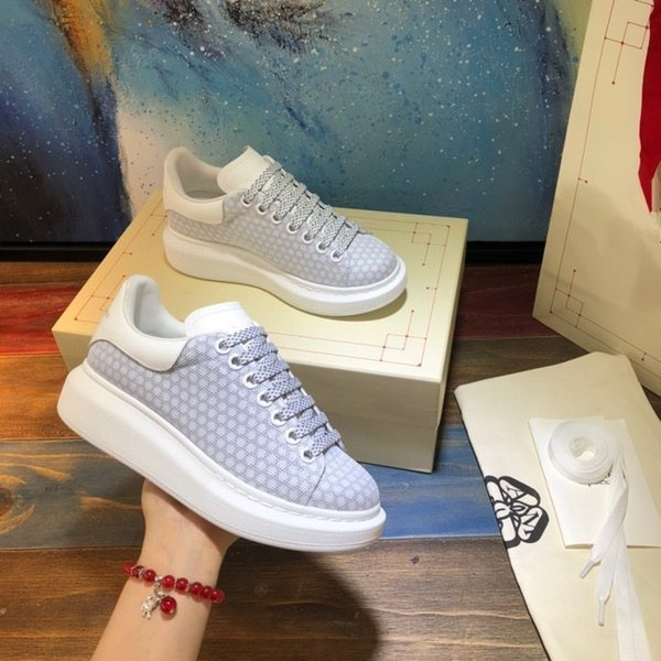 2021 designer men women womens white mens shoes espadrilles flats platform oversized casual espadrille flat sneakers