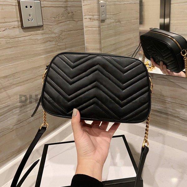 best selling Wholesale Fashion Camera Bags 2021 Luxury Designer Messenger Black White Red High School Girl Women Ladies shoulder Leather Handbags Crossbody Flap