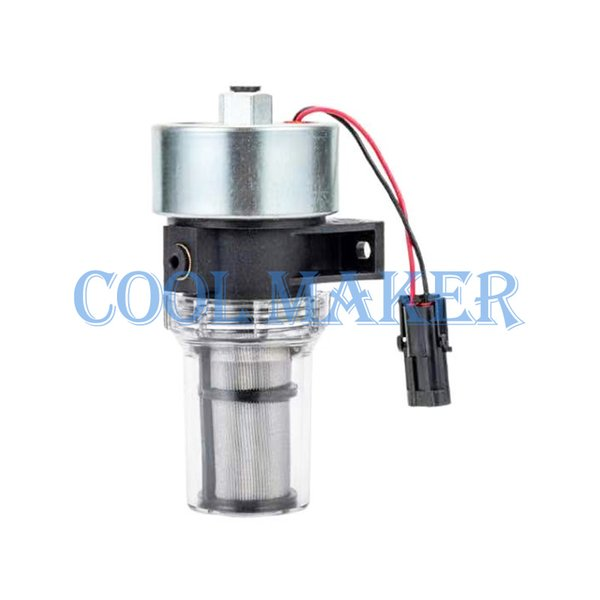 top popular Electric Diesel Fuel pump for Thermo King 41-7059 417059 12V 24V 2021