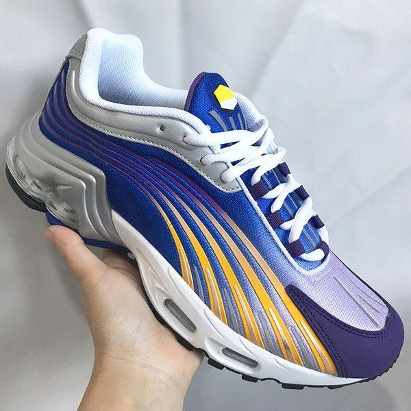 # 8 azul amarillo 36-46