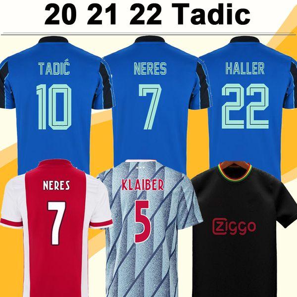 20 21 22 TADIC NERES Mens Soccer Jerseys HUNTELAAR KLAASSEN Away Home 3rd 4th Football Shirt KLAIBER MARTINEZ Short Sleeve Uniforms