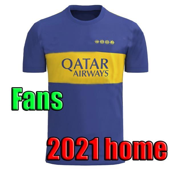 2021 home fans