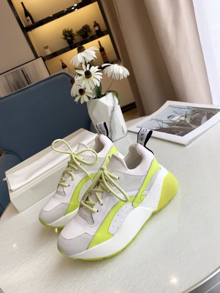 Top Quality Womens Leather Casual Shoes Lace Up Comfort Pretty shoes Trainers Daily Lifestyle Skateboarding Shoes