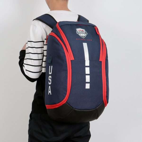 top popular custom sports backpack high quality material Basketball Backpacks or soccer bags 2021