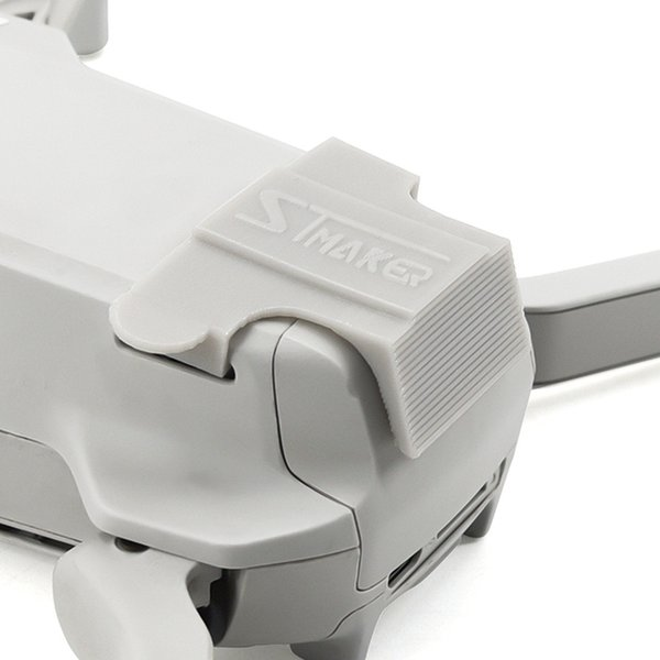 Landing Gear Battery Anti-drop separation buckle Safety Insurance protective Fixed board Clip for DJI mavic mini / mavic mini 2 drone