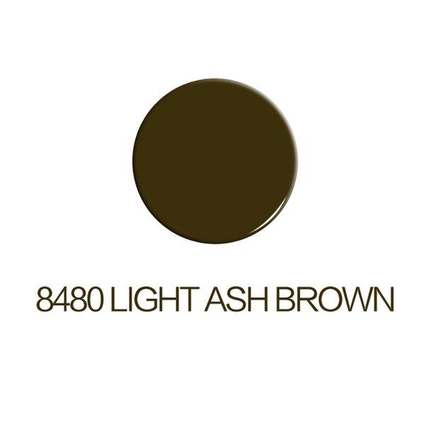 8480Light kül kahverengi