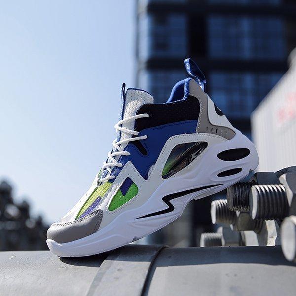 New Men Shoes Lace-Up Fashion Breathable Men Casual Shoes Brand Men Sneakers FLats Tenis Masculino Zapatillas Hombre
