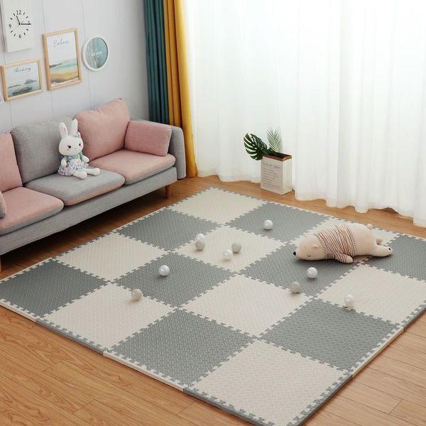 Blanc gris-8 pcs x 30cm x 1,2 cm