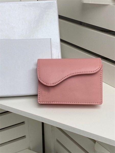 2021Top High quality designers wallets cardholder France Paris plaid style luxurys mens wallet designers high-end luxurys designers