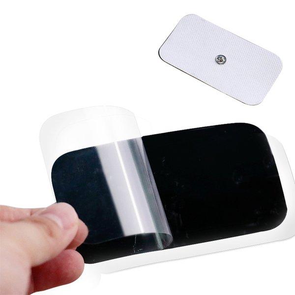 Eaugy Health 50/30 / 20 stücke Selbstkleber Ersatz Zehnelektroden Pads Massage Quadrat 5 * 9 cm Muskelstimulator Elektrische digitale Digital ...