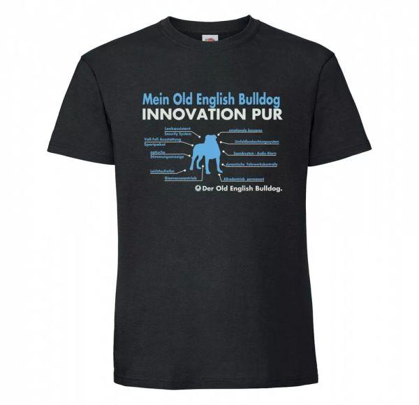 Old English Bulldog Unisex T-Shirt innovation Dog Motif OEB Olde Bulldog