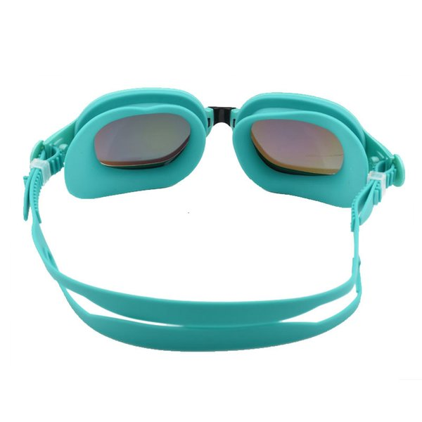 best selling Swimming glasses Adults professional Men Women Anti Fog Waterproof Swim eyewear natacion Swimming goggles Diving mask