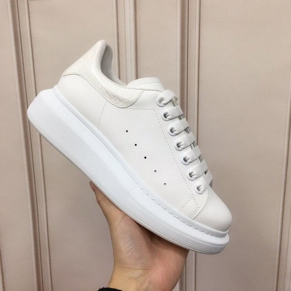 Fashion Designer sneakers Printed Genuine Leather Sneakers Casual Shoes fashion leather sneakers size 35-45