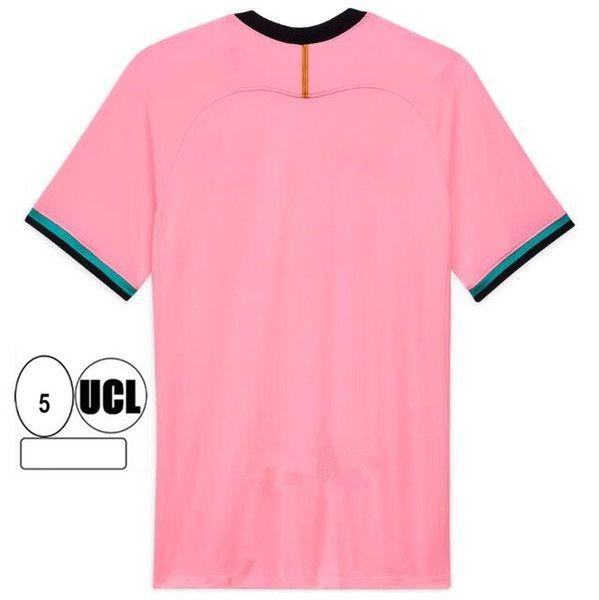 الرجال 3RD + UCL