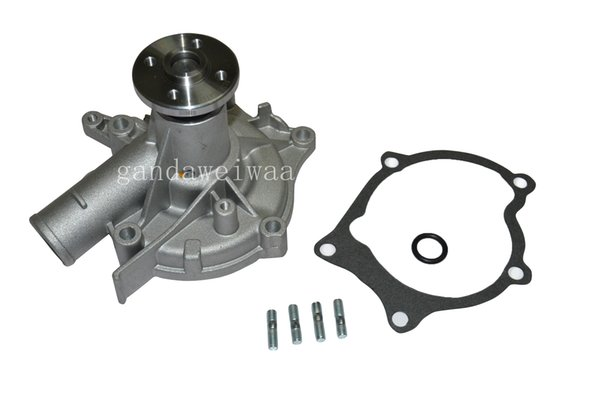 best selling water pump A218276 MD970338 ME972457 920230 KM-74 for FORKLIFT 4G63 4G64 engine