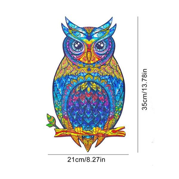 A4 Owl