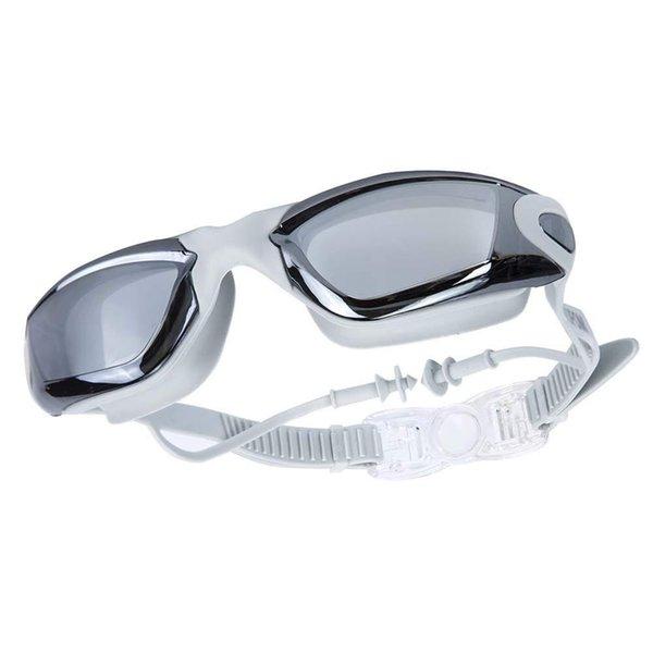 best selling Swimming goggles earplug anti fog Silicone Swim Pool glasses Men Women eyewear Summer water Ear Plug Diving Glasses