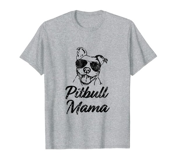 Proud Pitbull Mom Shirt - Pittie Mom, Womens pitbull shirt