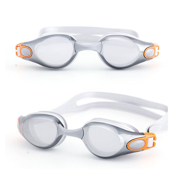 best selling Swimming Goggles Myopia Men Women Anti-Fog Prescription Waterproof Silicone Swim Pool Eyewear Adults Kids Diving Glasses