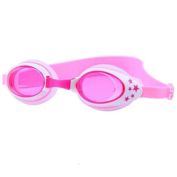 top popular Children Swimming glasses Anti-Fog UV kids stars Sports swim eyewear Silicone arena water glasses Waterproof Swimming goggles 2021