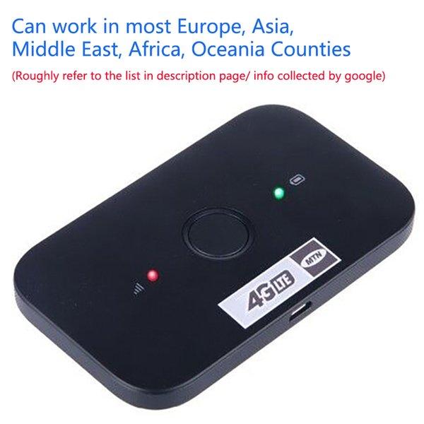top popular Unlocked HUAWEI E5573Cs-322 4G LTE Wireless WIFI Mobile modem Hotspot Router 2021